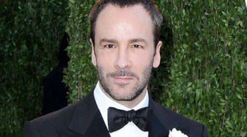 Tom Ford anuncia por sorpresa que se ha casado con Richard Buckley