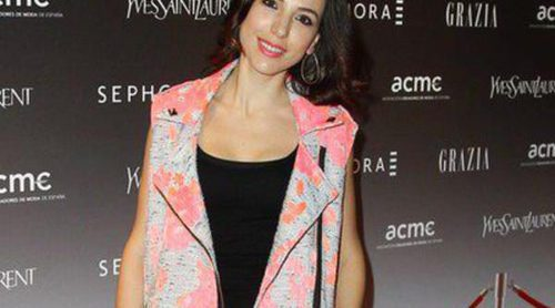 Ana Fernández, Alicia Rubio, Ángela Cremonte y Roi Porto disfrutan de una noche de moda y belleza