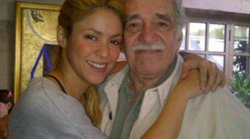 Shakira, Sofía Vergara y Maxi Iglesias se despiden de Gabriel García Márquez