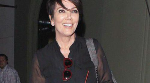 Kris Jenner confirma que está bien después de tener que ingresar en el hospital