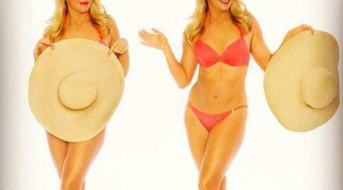 Melissa Joan Hart luce feliz su nuevo cuerpo después de adelgazar casi 20 kilos de peso