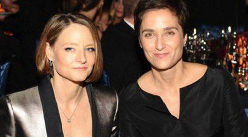 Jodie Foster se ha casado con la fotógrafa Alexandra Hedison