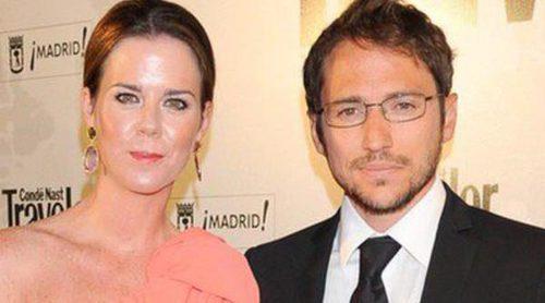 Amelia Bono y Manuel Martos bautizan a su hijo Gonzalo