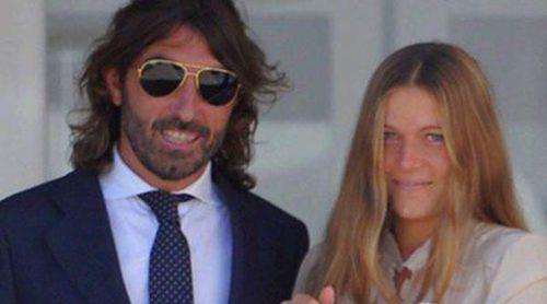 Javier Hidalgo y Sol González presentan a su hija Camila