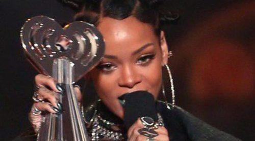 Rihanna, Pharrell Williams, Miley Cyrus y Ariana Grande, ganadores de la primera edición de los iHeartRadio Music Awards