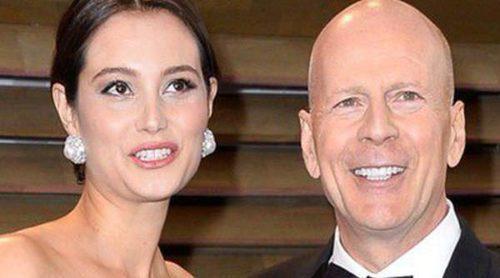 Bruce Willis se convierte en padre de su quinta hija