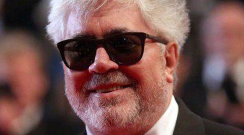 Pedro Almodóvar regresa a la alfombra roja en el Festival Cannes 2014 con 'Relatos Salvajes'