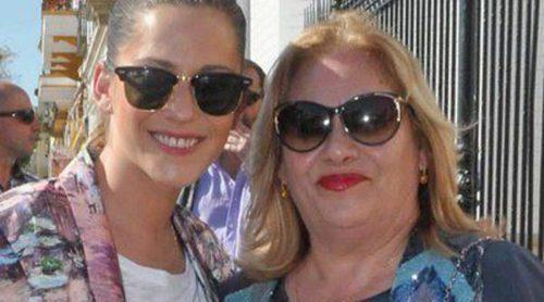 Carmina Barrios y su hija María León, de cañas y chupitos para celebrar el estreno de 'Carmina y Amén'