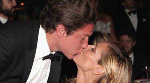 Heidi Klum y Vito Schnabel dan rienda suelta a su pasión en su presentación como pareja en Cannes 2014
