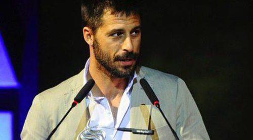 Hugo Silva y Goya Toledo, premiados en la apertura del Festival de Cine de Alicante 2014