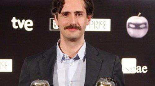 Juan Diego Botto triunfa en los Premios Max 2014 con su obra 'Un trozo invisible del mundo'