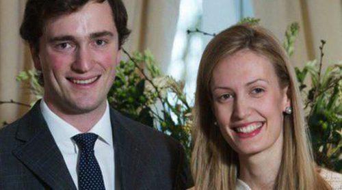 El Príncipe Amadeo de Bélgica y su prometida Lili Rosboch se casan el 5 de julio en Roma