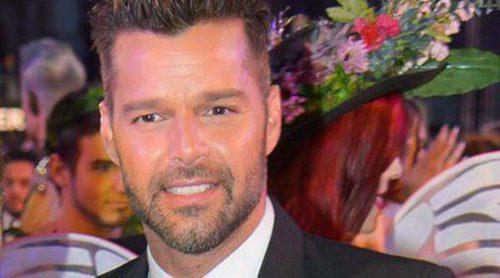 Ricky Martin, Conchita Wurst y Kesha triunfan en la gala benéfica Life Ball 2014 de Viena