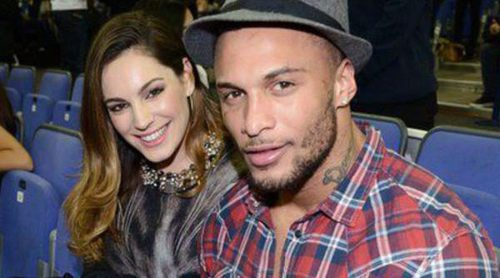 Kelly Brook y David McIntosh desmienten los rumores de boda