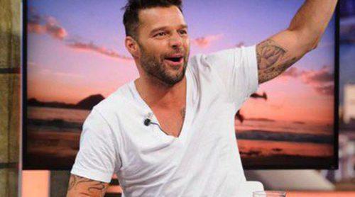 Ricky Martin presenta 'Vida' en 'El Hormiguero' y habla sobre sus hijos Matteo y Valentino
