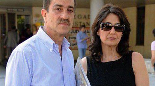 Los padres de Mario Biondo se presentan en los juzgados en los que declaraba Raquel Sánchez Silva