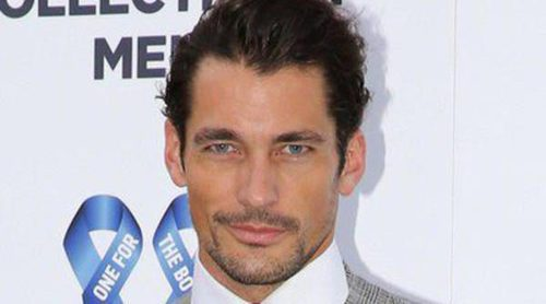 David Gandy, Colin Firth y Luke Evans se ponen solidarios en la gala benéfica One for the Boys