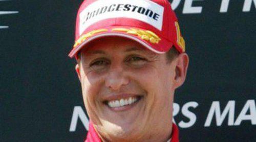 Michael Schumacher sale del coma y comienza su recuperación