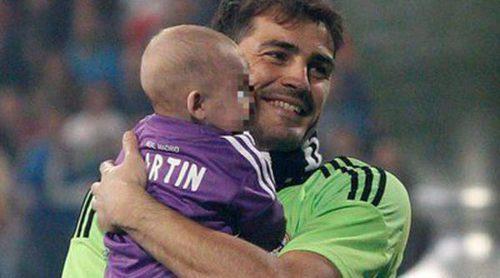 Iker Casillas y Sara Carbonero no se llevaron a su hijo Martín a Brasil por seguridad