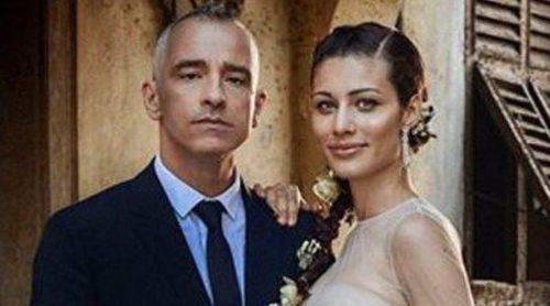 La romántica boda de Eros Ramazzotti y Marica Pellegrinelli en el Piamonte italiano