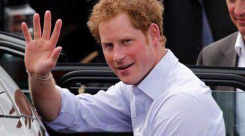 Harry de Inglaterra, un Príncipe muy deportista en su viaje oficial por Brasil
