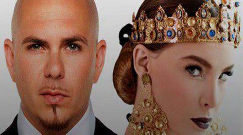 Belinda presenta el videoclip de su dueto con Pitbull, 'I Love You, Te quiero'