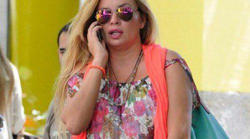 Esther Cañadas está embarazada de su primer hijo