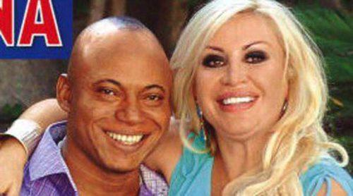 Raquel Mosquera presenta a su nuevo novio nigeriano y anuncia que quiere tener un hijo con él