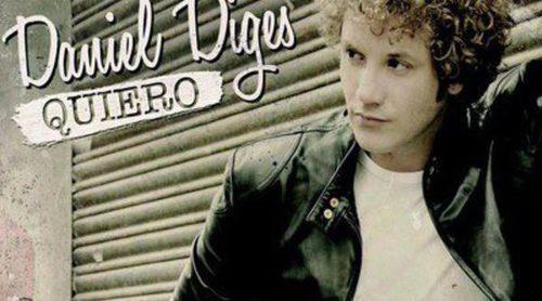Daniel Diges: 'Estoy emocionado con 'Quiero', es un disco muy especial'