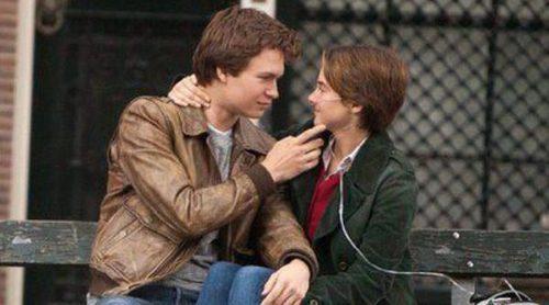 Shailene Woodley y Ansel Elgort protagonizan 'Bajo la misma estrella', el gran estreno de la semana