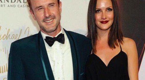 David Arquette y Christina McLarty se comprometen después de ser padres de un niño