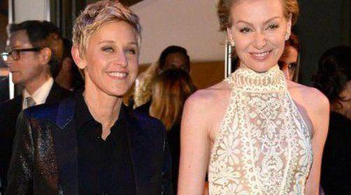 El matrimonio de Ellen DeGeneres, en peligro por las adicciones de Portia de Rossi