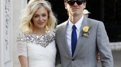 Jesse Wood, hijo del Rolling Stone Ronnie Wood, se ha casado con Fearne Cotton en Londres