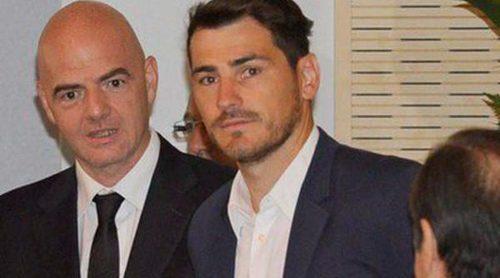 Iker Casillas, Sergio Ramos,... el Real Madrid y el deporte acuden a la capilla ardiente de Alfredo Di Stéfano