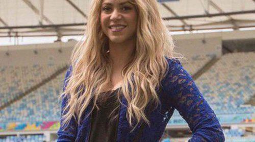 Shakira, Ivete Sangalo y Carlos Santana actuarán en la clausura del Mundial de Brasil 2014