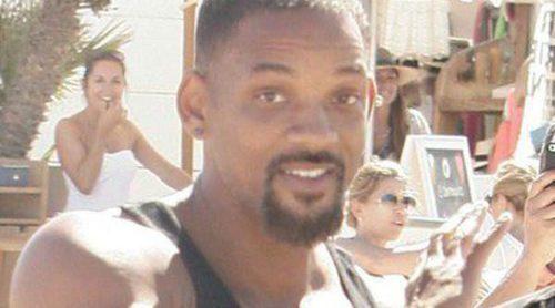 Desenfreno de Will Smith en una escapada con tres amigos a Ibiza