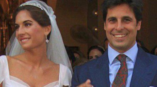 Fran Rivera y Lourdes Montes se casan por la Iglesia diez meses después de su boda civil