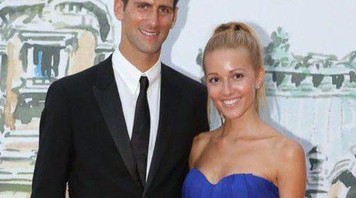 Novak Djokovic y Jelena Ristic se casan en una íntima boda en Montenegro