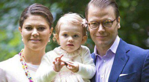 Victoria de Suecia celebra su 37 cumpleaños acompañada de la Princesa Estela y el Príncipe Daniel