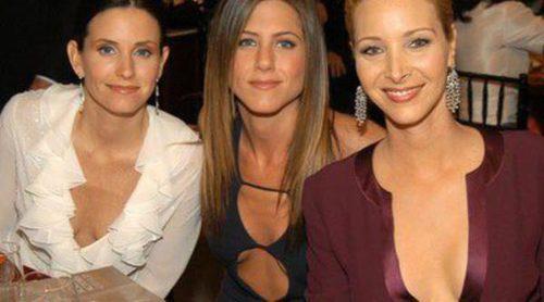 Jennifer Aniston, Courteney Cox y Lisa Kudrow se reencuentran diez años después de 'Friends'