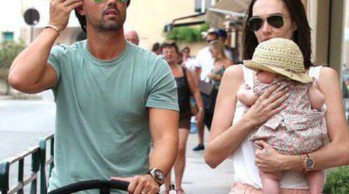 Tamara Ecclestone disfruta de las vacaciones junto a su familia en Saint Tropez