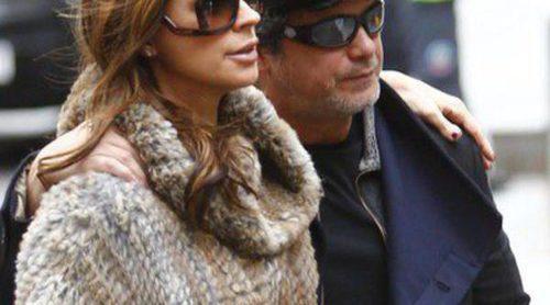 Alejandro Sanz y Raquel Perera se convierten en padres de una niña llamada Alma