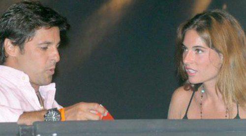 Fran Rivera, Lourdes Montes y Cari Lapique asisten al concierto de Alejandro Fernández en Marbella