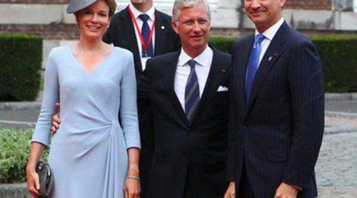 El Rey Felipe, los Reyes de Bélgica y los Duques de Cambridge recuerdan el estallido de la I Guerra Mundial