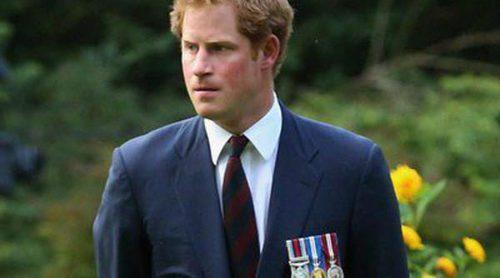 El Príncipe Harry se une a los Duques de Cambridge en la conmemoración del inicio de la I Guerra Mundial