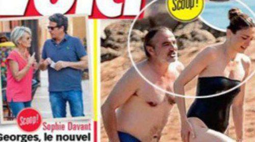 Julie Gayet cambia a François Hollande por un abogado parisino para pasar unas vacaciones en Córcega