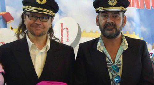 Santiago Segura y José Corbacho ponen rumbo a Las Vegas con su 'Shhh Cabaret'
