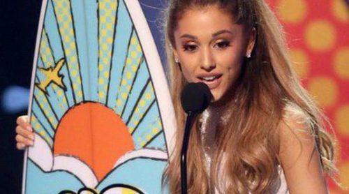 One Direction, Ariana Grande y 'Bajo la misma estrella' triunfan en los Teen Choice Awards 2014