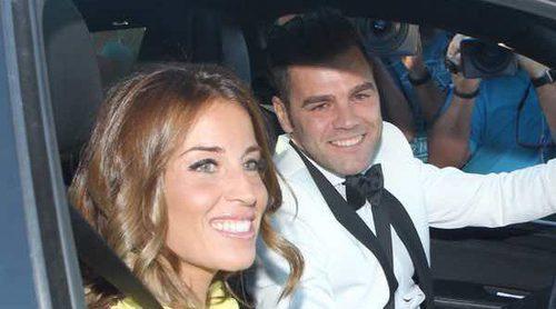 Así fue la fiesta rockera de disfraces previa a la boda de Fonsi Nieto y Marta Castro