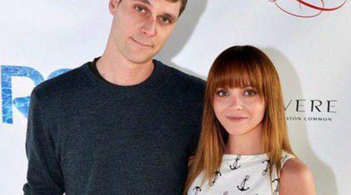 Christina Ricci y James Heerdegen se convierten en padres de un niño